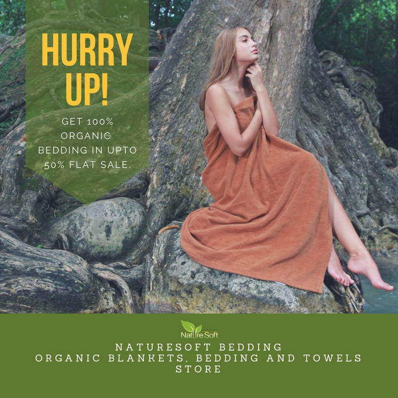 organic bedding usa